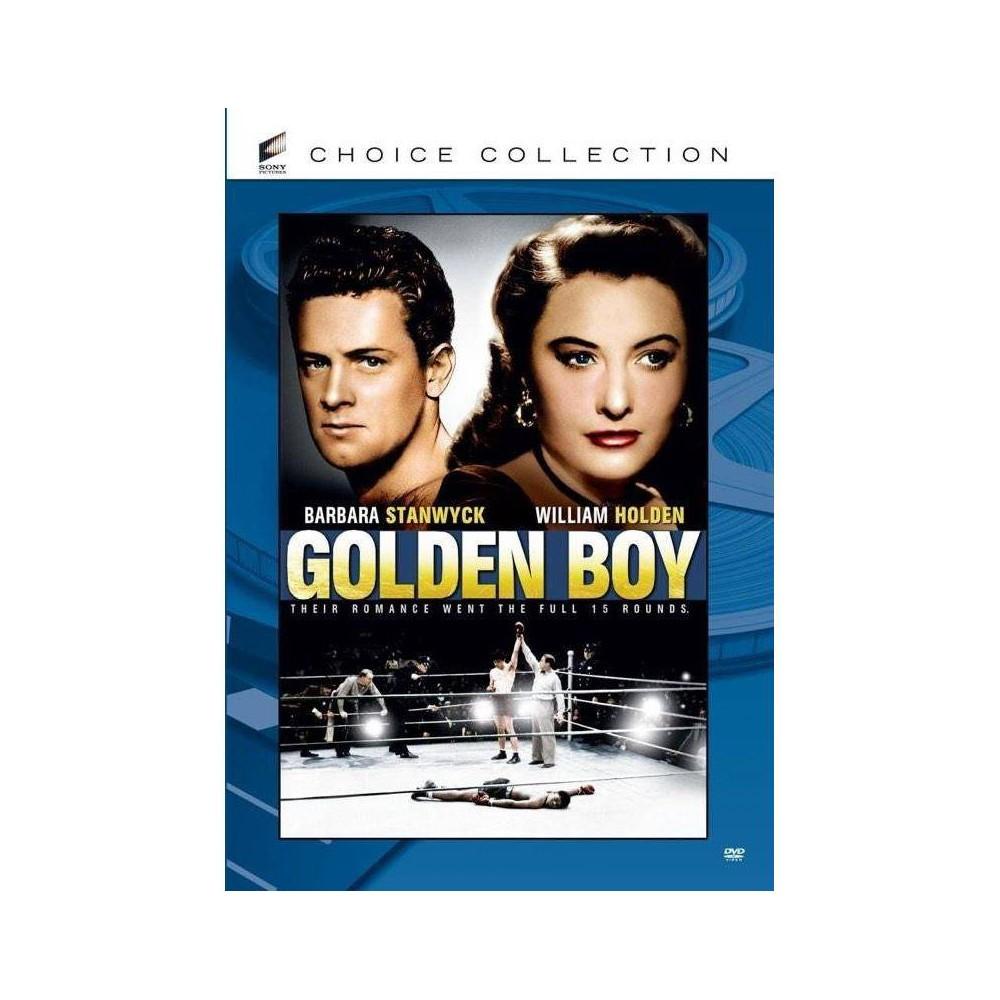 Golden Boy Dvd 2017