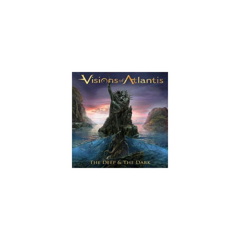 Visions Of Atlantis - Deep & The Dark (CD)