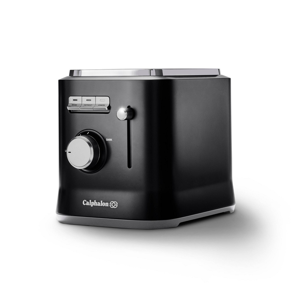Image of Calphalon 2 Slice Toaster - Black