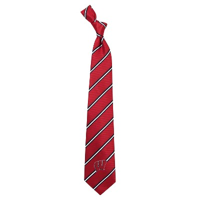 NCAA Stripe One Neck Tie
