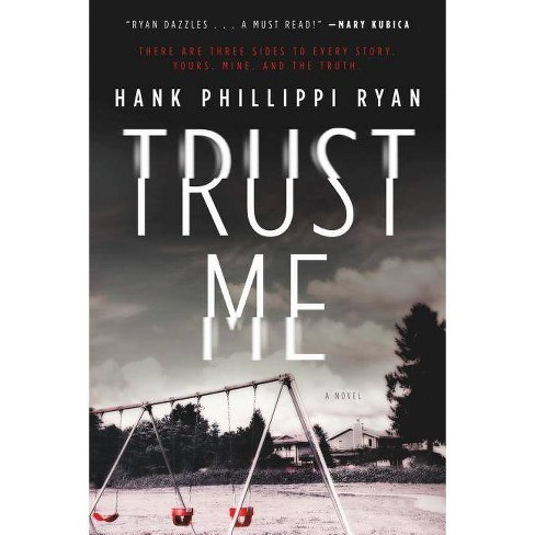 Trust Me -  Reprint by Hank Phillippi Ryan (Paperback) - image 1 of 1