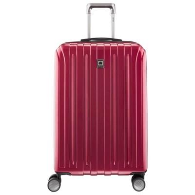 """DELSEY Paris Titanium 25"""" Expandable Spinner Upright Suitcase"""