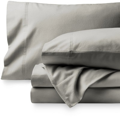 Bare Home Cotton Flannel Sheet Set