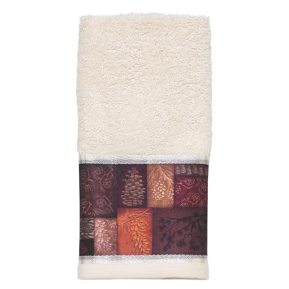 Image of Avanti Adirondack Pine Fingertip Towel