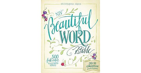 NIV Beautiful Word Bible : New International Version (Hardcover) - image 1 of 1