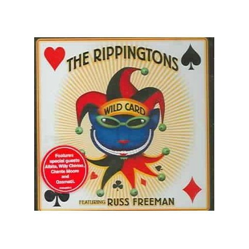 Rippingtons (The) - Wild Card (CD) - image 1 of 1