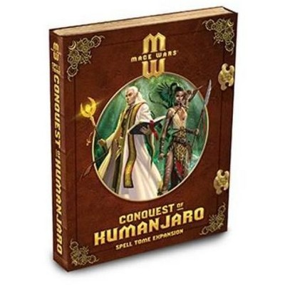 Conquest of Kumanjaro - Spell Tome Expansion Board Game
