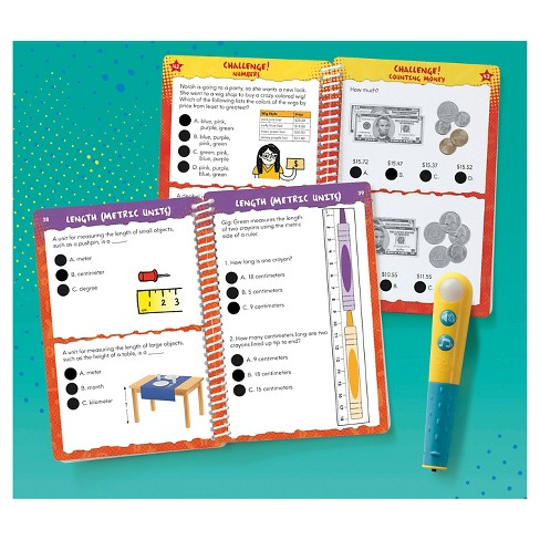Pleasing Educational Insights Hot Dots Jr Lets Master Grade 2 Math Set With Wiring 101 Cabaharperaodorg