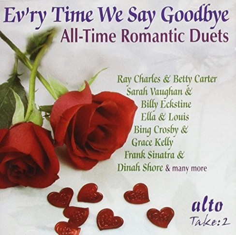 Ray charles - Ev'ry time we say goodbye:Romantic du (CD) - image 1 of 1