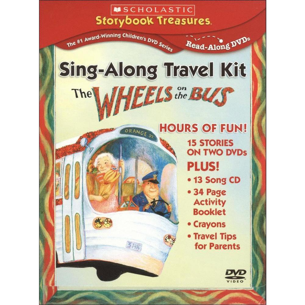 Wheels On The Bus Sing Along Travel K (Dvd)