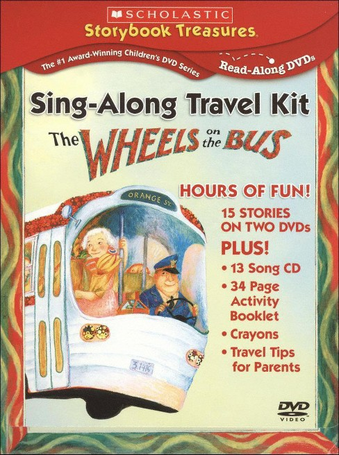 Wheels on the bus sing along travel k (DVD) - image 1 of 1