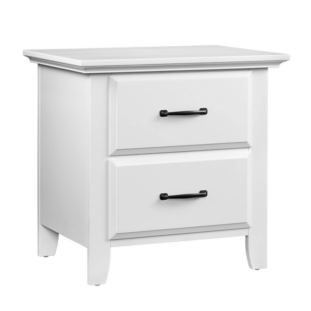 Discounts Oxford Baby Willowbrook 2-Drawer Nightstand -