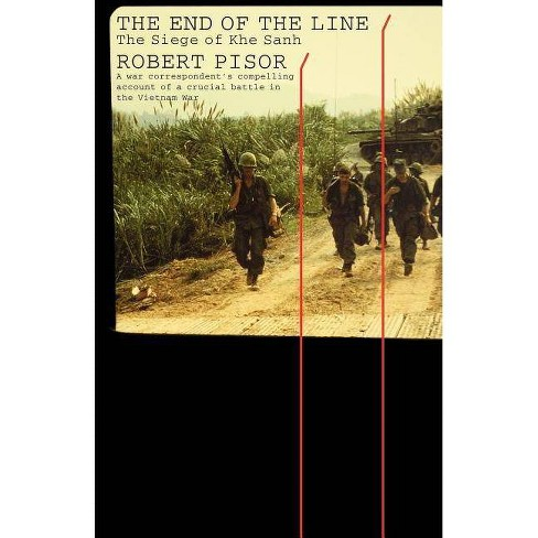 The End of the Line - by  Robert Pisor & Frank Gargiulo (Paperback) - image 1 of 1