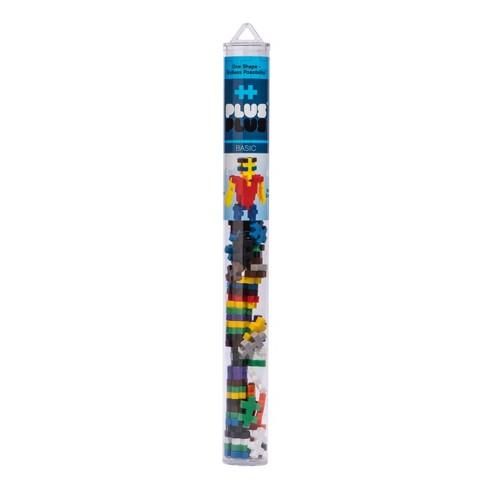Plus-Plus 70 pc Tube - Basic Mix - image 1 of 4