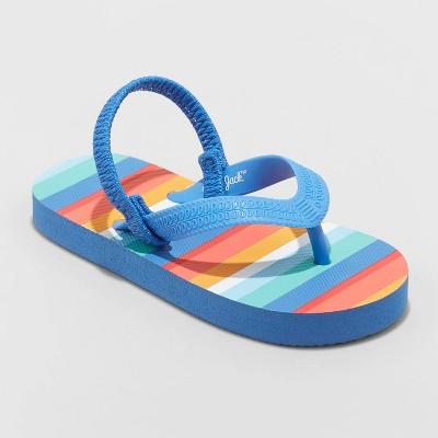 Toddler Boys' Adrian Slip-On Flip Flop Sandals - Cat & Jack™