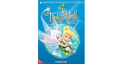 Disney Fairies 13-16 : Tinkerbell and the Fairies of Pixie Hollow (Paperback) (Tea Orsi) - image 1 of 1