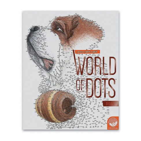MindWare Extreme Dot To Dot World Of Dots: Dogs - Brainteasers - image 1 of 3