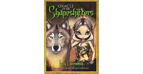 Oracle of the Shapeshifters (Paperback) (Lucy Cavendish) - image 1 of 1