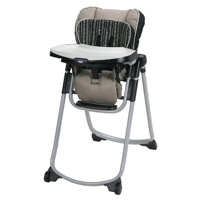 Graco Slim Spaces High Chair - Amari