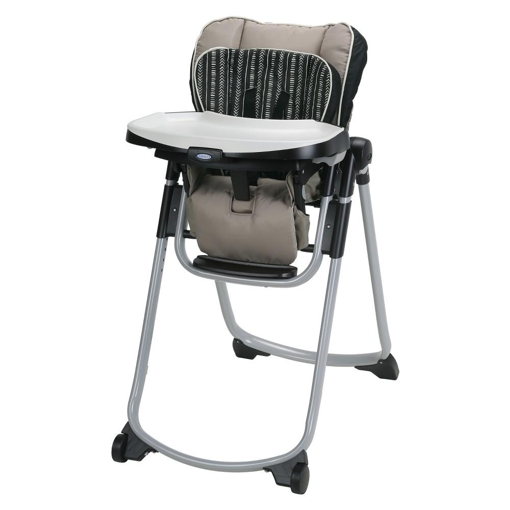Image of Graco Slim Spaces High Chair - Amari