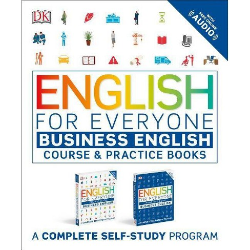 English for Everyone Slipcase: Business English - (Paperback)