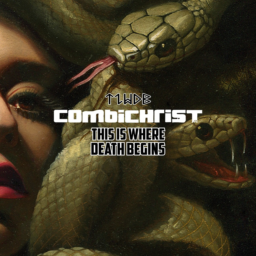 Combichrist - This Is Where Death Begins (CD)