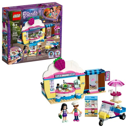 LEGO Friends Olivia's Cupcake Caf 41366 - image 1 of 7