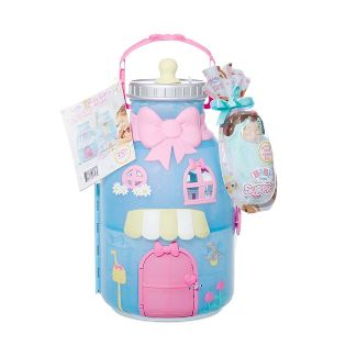 BABY Born Surprise Baby Bottle Playset