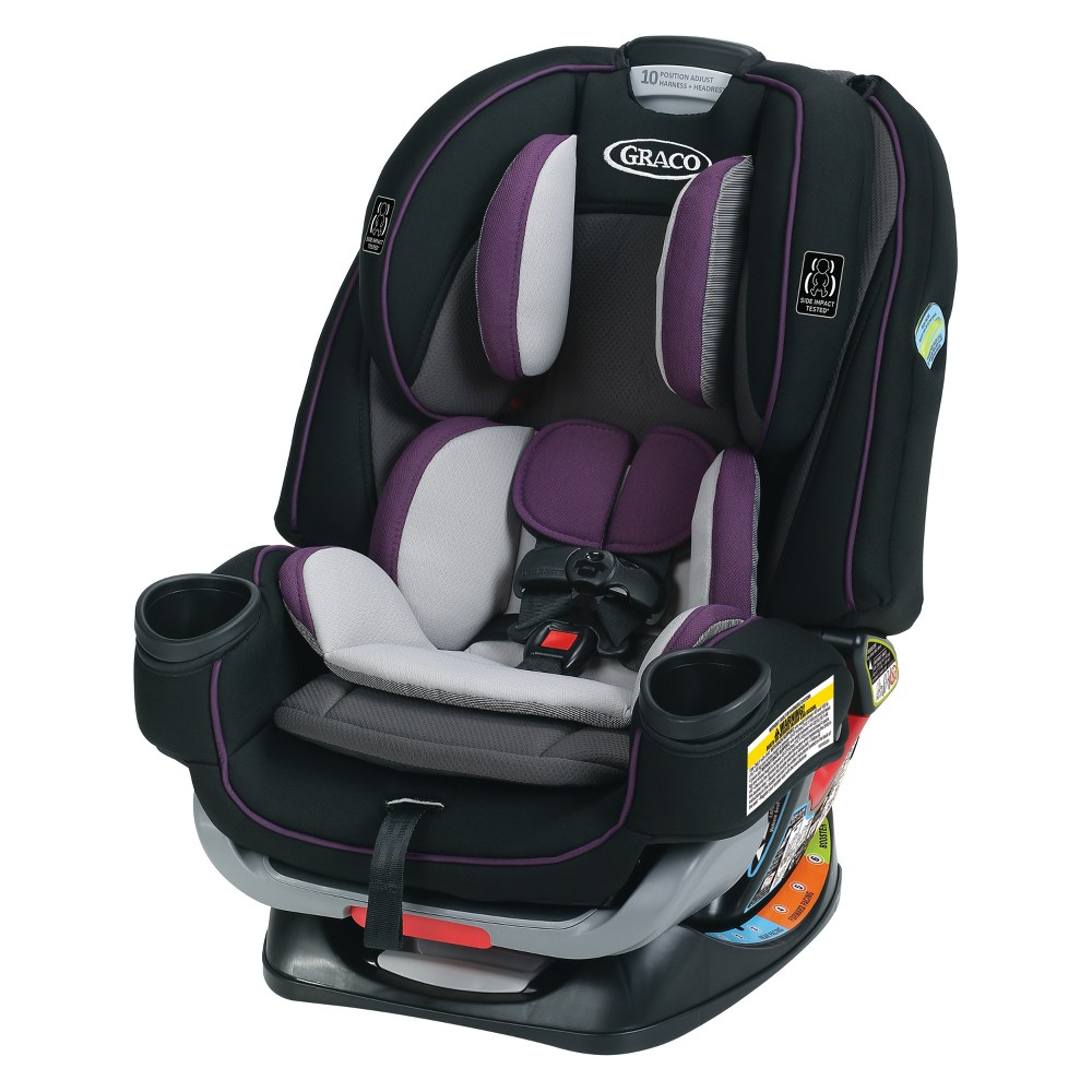 Image of Graco 4Ever Extend2Fit 4-in-1 Convertible Car Seat - Jodie