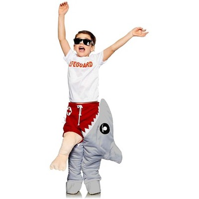 Seeing Red Inc. Life Guard & Shark Attack Child Costume