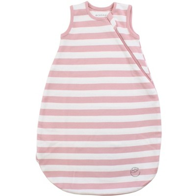Woolino Organic Cotton Sleep Sack - 0-6M Blush