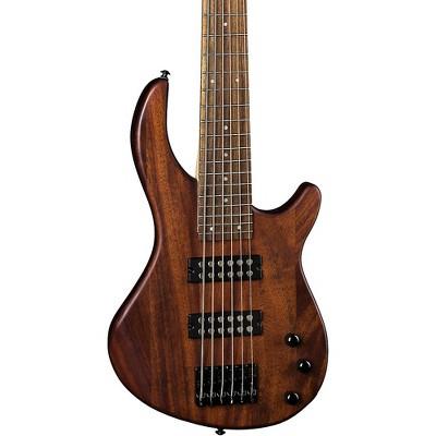 Dean Edge 1 6-String Bass Vintage Mahogany