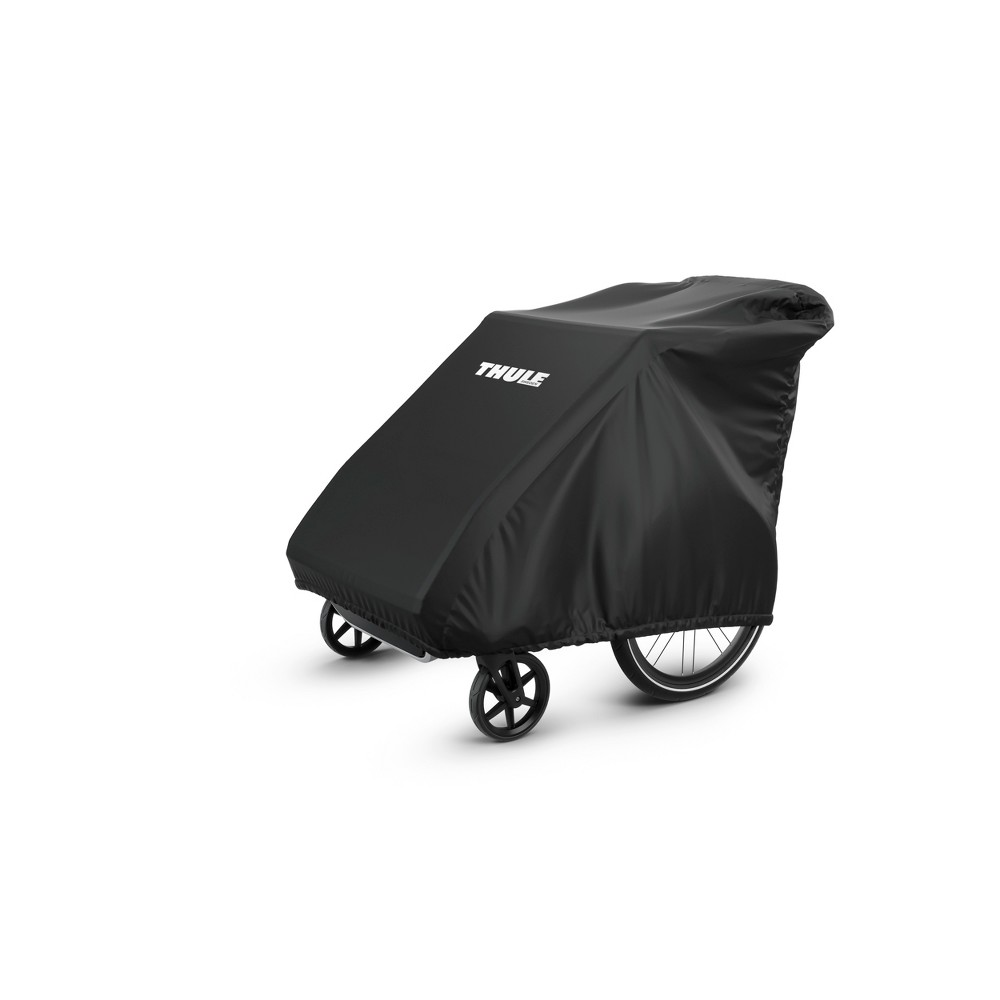 Thule Storage Cover for carrier/strollers - Black Durable fabric cover protects your Thule child carrier while not in use. Thule's multifunctional child carriers are one of the highest performing and most versatile products on the market allowing you to enjoy multiple activities year round. With the Chariot family of multifunctional child carriers, Thule has more than 20 years experience of child carry solutions.