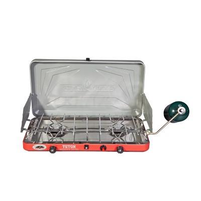 Camp Chef 2-Mountain Series Burner Stove - Aluminum