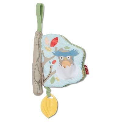 Skip Hop® Treetop Friends Owl Soft Activity Book