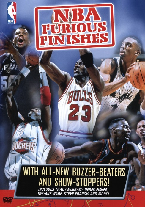 Nba:Furious finishes (DVD) - image 1 of 1