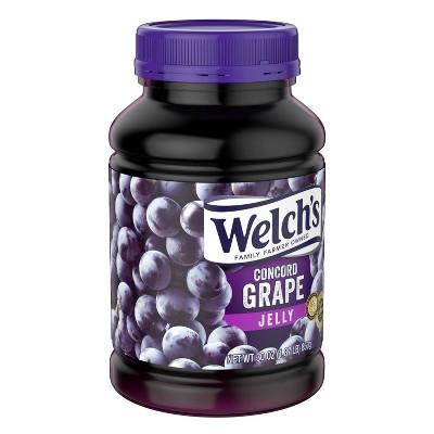 Welch's Concord Grape Jelly - 30oz