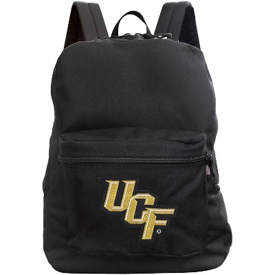 NCAA Central Florida Golden Knights Black Premium Backpack