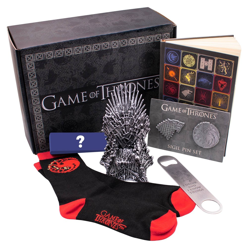Image of Culturefly Game of Thrones Collectors Box