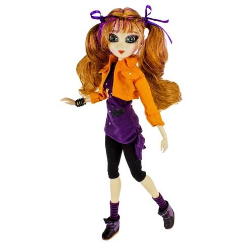 Zeenie Dollz Evee Eco Warrior Doll - image 1 of 4
