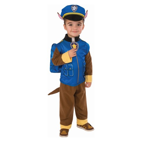 Toddler PAW Patrol Chase Halloween Costume   Target 4653962d129d