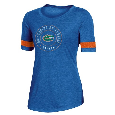 NCAA Florida Gators Women's Short Sleeve Crew Neck T-Shirt - image 1 of 2