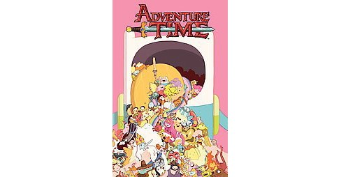 Adventure Time 6 (Paperback) (Ryan North) - image 1 of 1