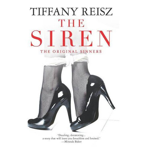 The Siren - (Original Sinners) by  Tiffany Reisz (Paperback) - image 1 of 1