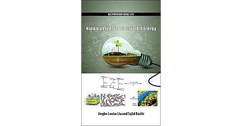 Nanomaterials for Sustainable Energy (Hardcover) - image 1 of 1