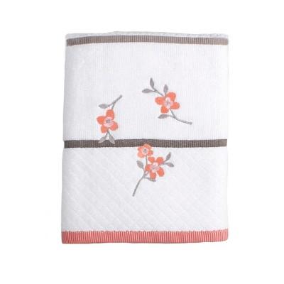 Coral Gardens Bath Towel - Saturday Knight Ltd.