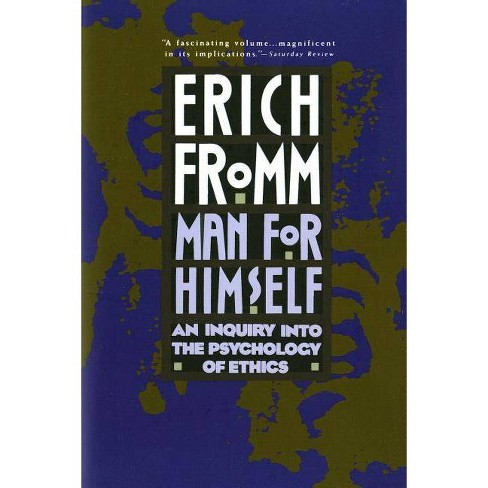 Man for Himself - by  Erich Fromm (Paperback) - image 1 of 1