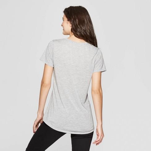 dce0e393 Women's Gilmore Girls Short Sleeve Coffee T-Shirt - (Juniors') - Gray :  Target