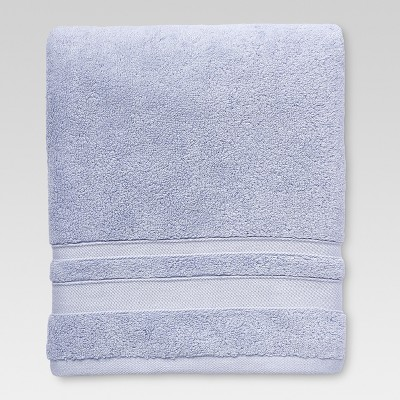 Performance Bath Towel Light Blue - Threshold™