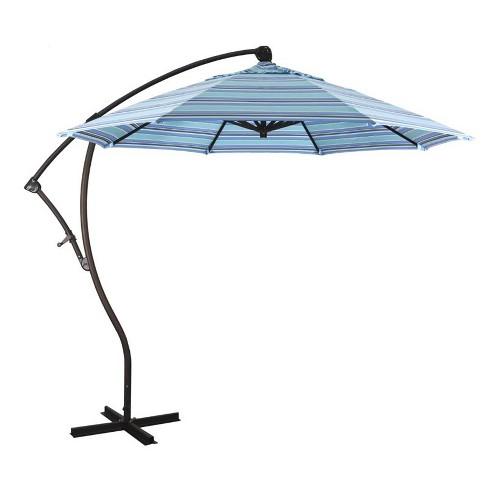 9' Cantilever Umbrella in Dolce Oasis - California Umbrella - image 1 of 2